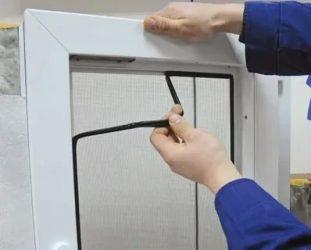Как поменять уплотнитель на пластиковых окнах самому?