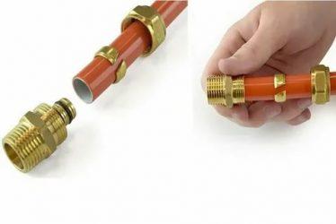 Как соединить металлопластиковые трубы между собой?